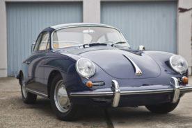 Porsche 356 C Coupe 1965 restauriert 4U5A8505