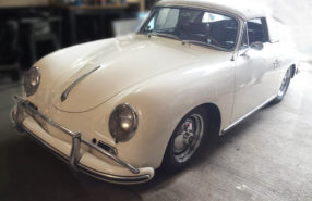 Porsche 356 A Cabrio 1