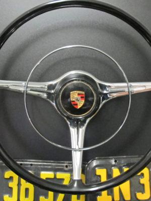 Porsche 356 BT6 und C Lenkrad DeLuxe
