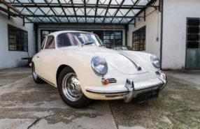 Porsche 356B T6 Coupe 1963